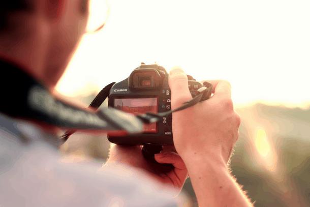 Camera Runner
